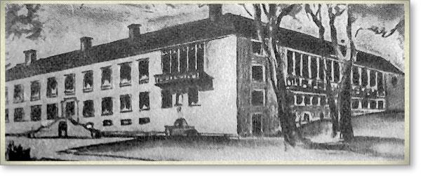 Kårhuset 1932